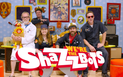 Meet The Shazzbots